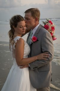 Central Florida Wedding Photographer, Beach wedding