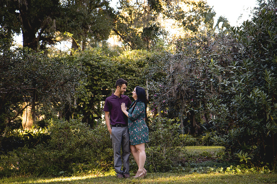Silver Springs engagement session | Central Florida wedding photographer | Sarah Rose Photography