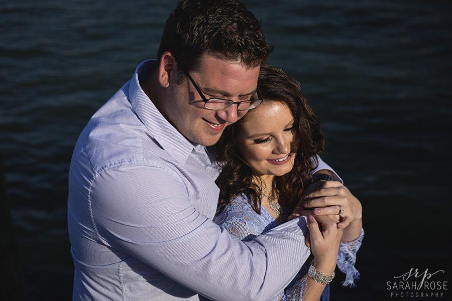 Smyrna Dunes Park engagement pictures | Central Florida wedding photographer | Sarah Rose Photography