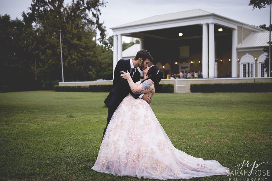 Silver Springs wedding | wedding photos | Sarah Rose Photography | Ocala wedding photographer