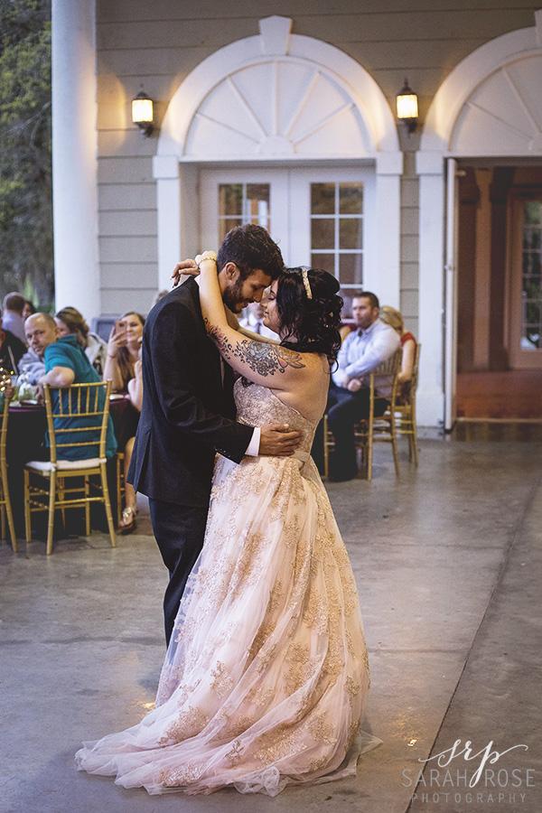 Silver Springs wedding   wedding photos   Sarah Rose Photography   Ocala wedding photographer