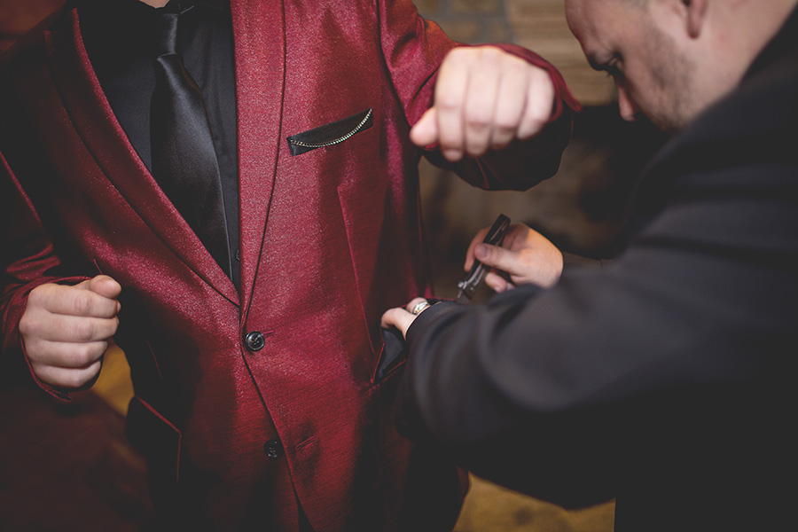 Club Lake Plantation wedding | Groom Getting Ready | Central Florida wedding photographer | Sarah Rose Photography
