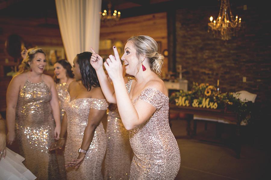 Club Lake Plantation wedding | Reception | Central Florida wedding photographer | Sarah Rose Photography